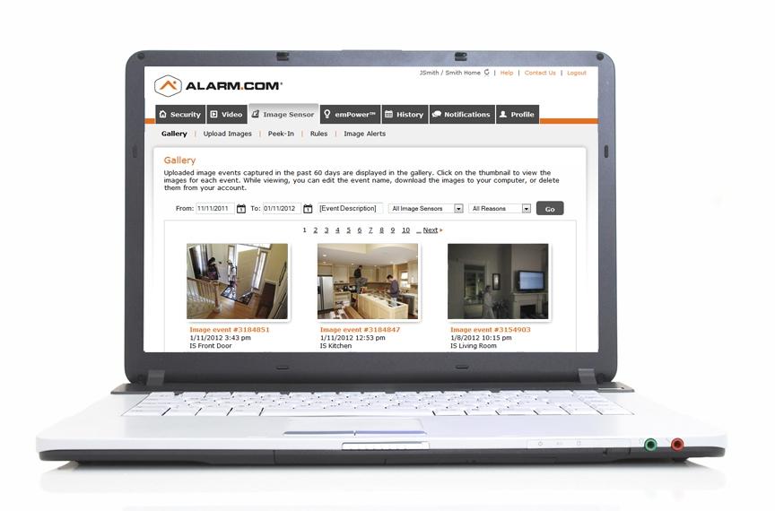 Image Sensor Image page
