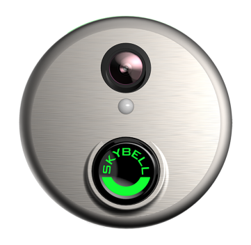 WiFi enabled doorbell camera